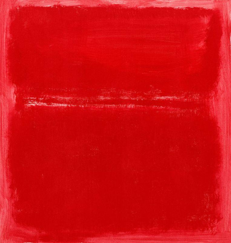 Untitled, 1970 Beeld Mark Rothko