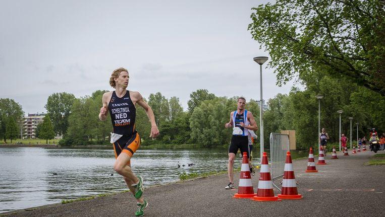 Scheltinga sprint naar de eindzege op het NK Beeld Marc Driessen/www.marcdriessen.nl