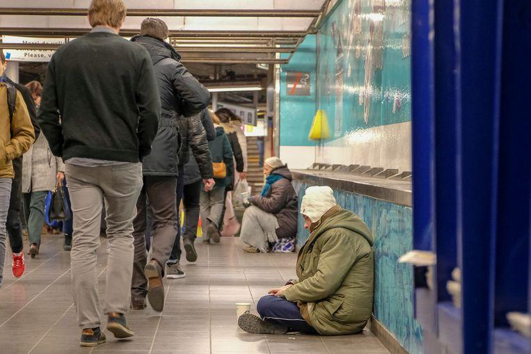 Daklozen met corona krijgen veel minder bewegingsruimte in Kortrijk. Ze moeten verplicht in quarantaine, in leegstaande zorgflats. Om het risico dat ze andere mensen besmetten, tot een minimum te beperken (archiefbeeld, niet in Kortrijk).