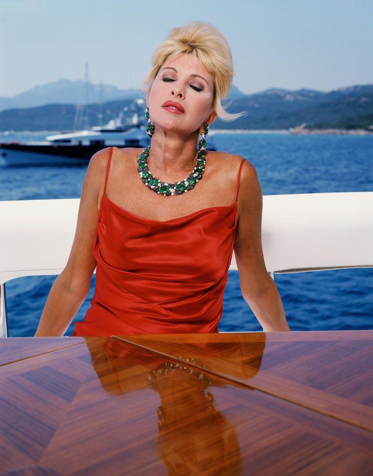 Ivana Trump, 1998 Beeld Dana Lixenberg