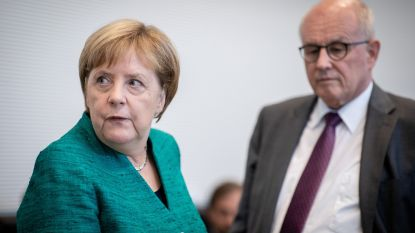 Serieuze klap voor Merkel: vertrouweling verliest stemming fractievoorzitterschap