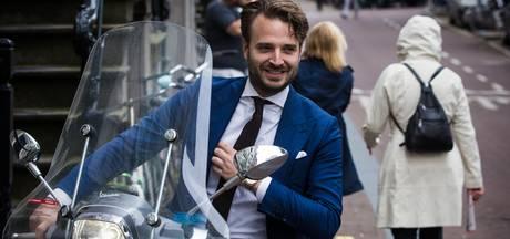 Haaksbergse zakenjongen keert terug met portie Amsterdamse bluf