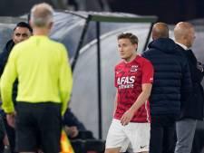 AZ mist geschorste Svensson alleen tegen ADO