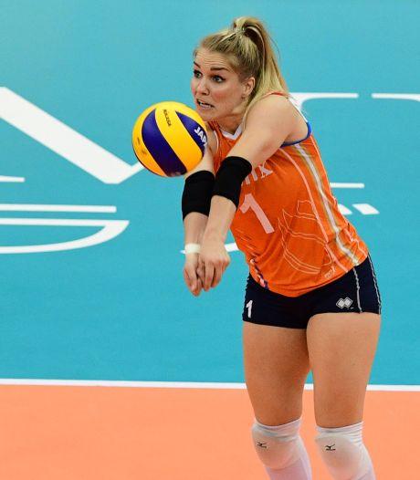 Apeldoornse international Kirsten Knip na 'pittig jaar' terug bij Sliedrecht Sport: 'Ik wil weer speelminuten maken'
