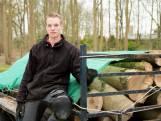 Hovenier Robbert: 'Stoppen met onstuimig weer, daar hebben we het te druk voor'