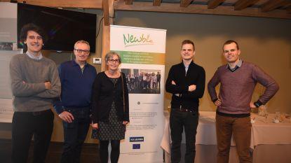 Boer Olivier wint eerste Newbie-award van KU Leuven