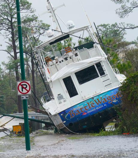 Orkaan Sally teistert zuidoosten VS: half miljoen mensen zonder stroom