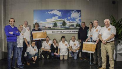 Hey Center Vrienden schenken 3.000 euro aan goede doelen