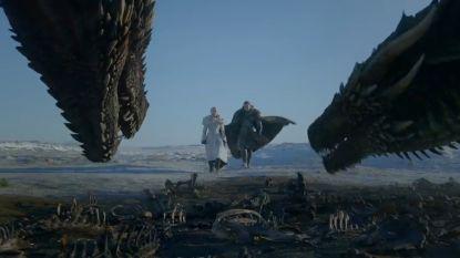 Fans gokken massaal op het einde van 'Game of Thrones'. Wie zal volgens jou op de Ijzeren Troon belanden?