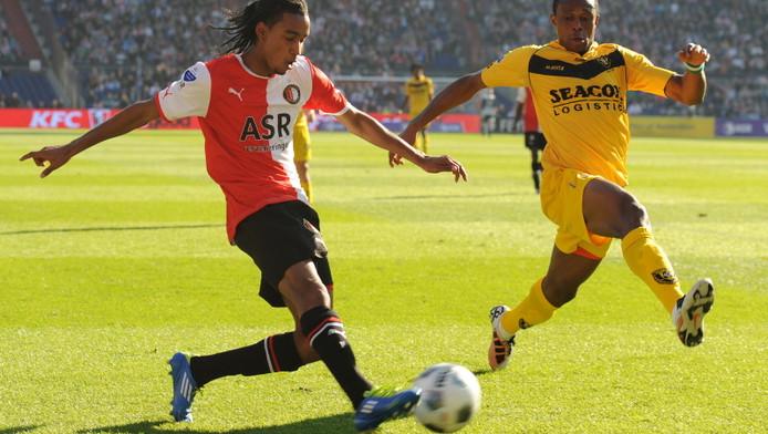 Feyenoord heeft de beste grasmat. © PRO SHOTS