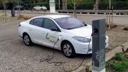 Twee nieuwe oplaadpunten voor elektrische auto's