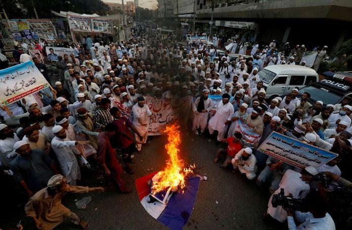 Karachi, Pakistan, 31 octobre