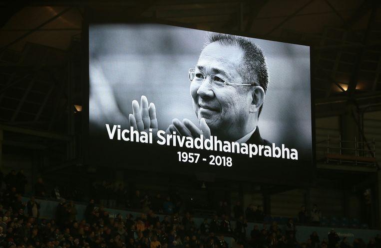 Vichai Srivaddhanaprabha.