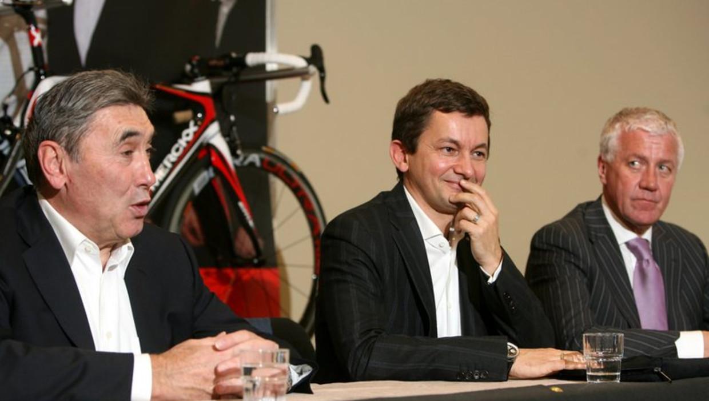 Eddy Merckx Nieuwe Fietsenleverancier Bij Quick.Step