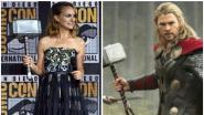 Natalie Portman wordt vrouwelijke Thor in nieuwe Marvel-film