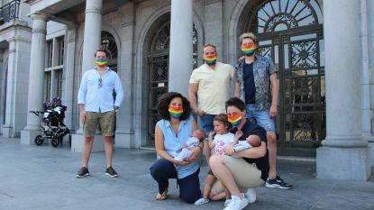 """Stad deelt regenboogmondmaskers uit: """"Holebigemeenschap moet weten dat ze bij ons terecht kan"""""""