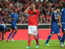 Benfica scoort al acht wedstrijden niet, Ajax negen duels ongeslagen