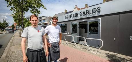 """Dé frituur van de Brugse voetbalfans is in nieuwe handen: """"De locatie en het cliënteel, zo'n kans kon ik niet laten liggen"""""""