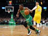 Boston Celtics winnen van oude rivaal Lakers