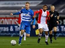 PEC wil aanvallende versterking, weet Van Duinen ook: 'Extra kwaliteit is altijd welkom'