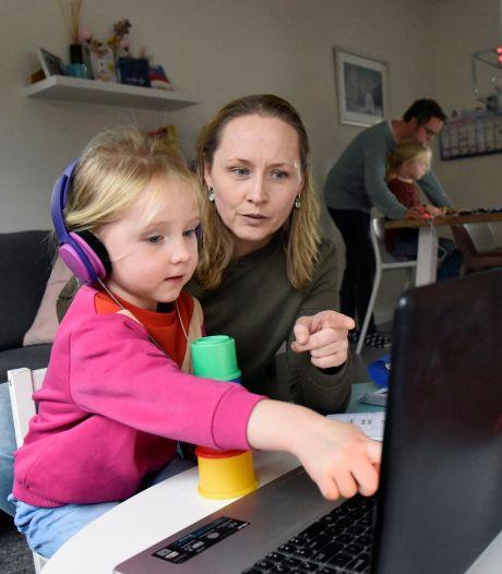 Thuisonderwijs, deel twee: 'Nog harder aanpoten dan de vorige keer'