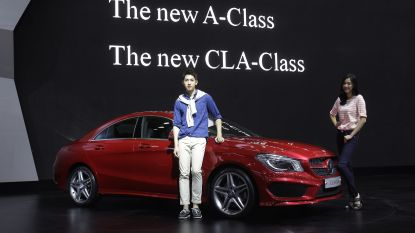 Mercedes, 'bompa-auto' van weleer, steekt na jaren inhaalrace BMW voorbij