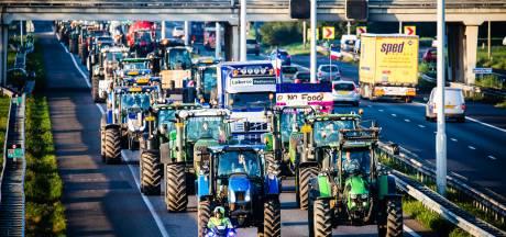Boeren uit Rotterdamse regio: 'We zijn hier niet om herrie te schoppen'