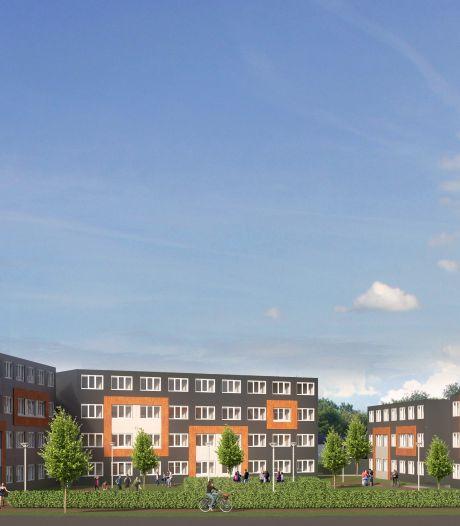 Jongeren uit de (jeugd)zorg en starters wonen straks in 208 'gemengde' huurwoningen in Amersfoort