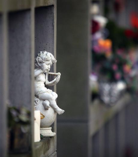 Gemeente: wel regelmatig diefstallen op begraafplaats Rosmalen