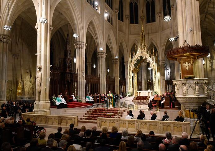 De Saint Patrick's-kathedraal in New York