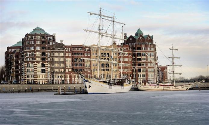 Bataviahaven in Lelystad. Foto: ANP