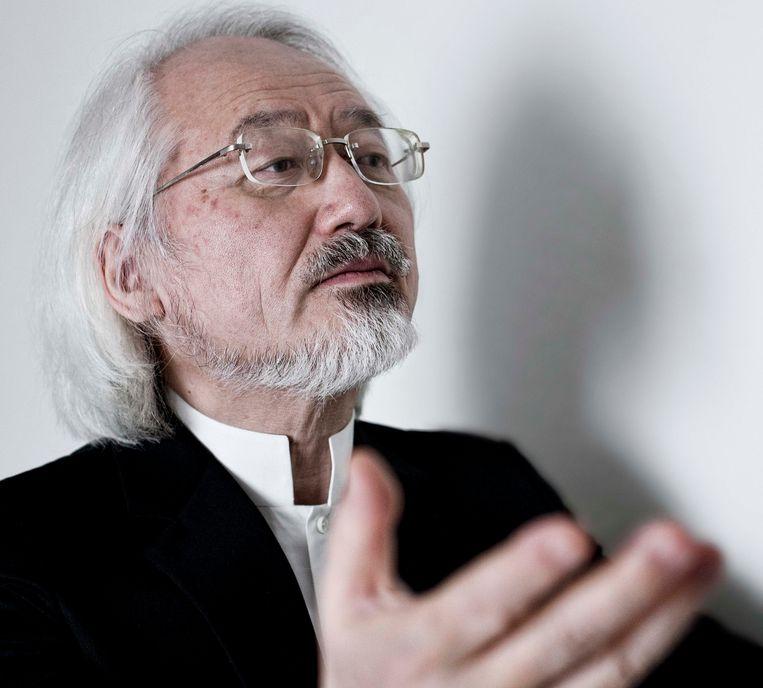 Masaaki Suzuki in 2012. Beeld Patrick Post