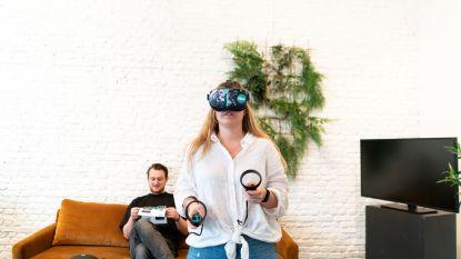 Telenet verhuurt VR-brillen om thuis mee te gamen