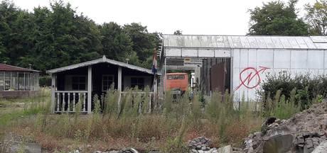 Tuincentrum Kernhem gekraakt, eigenaar wil ontruiming