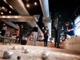 Jeu-de-boulesbar opent zaak met elf banen in Tilburgse binnenstad: 'Oude sport, hip jasje'
