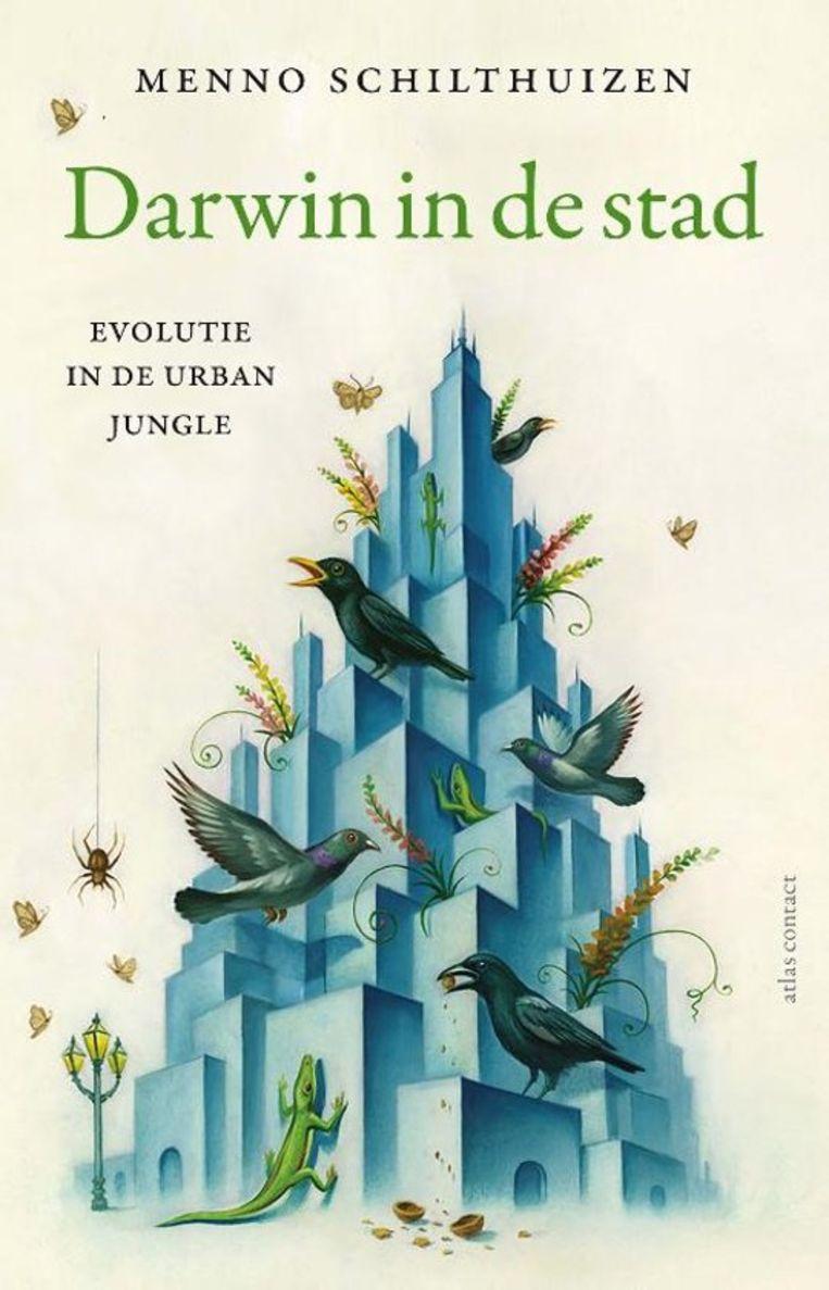 Darwin in de stad door Menno Schilthuizen, een van de finalisten. Beeld RV