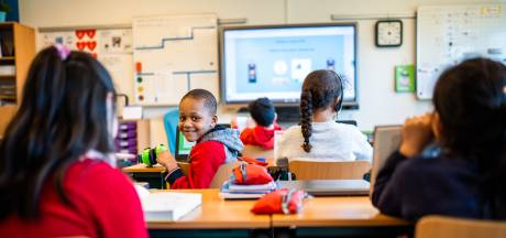 Op deze school zitten (bijna) alle leerlingen in de noodopvang: 'Onlineles was ramp'