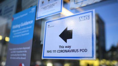 Brits leger deelt beschermend materiaal aan ziekenhuizen uit