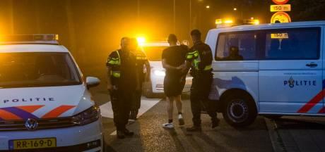 Man gearresteerd na achtervolging in Enschede