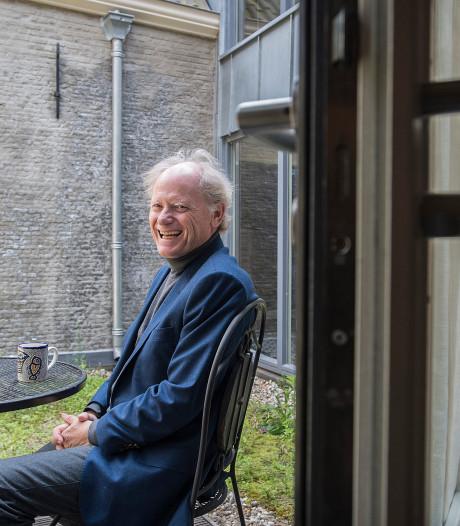 Jean-Pierre Isbouts uit Eindhoven heeft in Amerika succes met documentaires: 'making history' in de VS