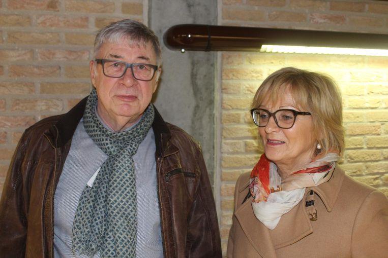 Slachtoffers Ward Broucke en Ingrid Vanneuville.
