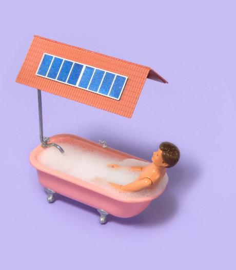 Geld verdienen met minder energie