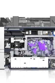 Nieuwste machine van ASML gaat 200 miljoen euro kosten