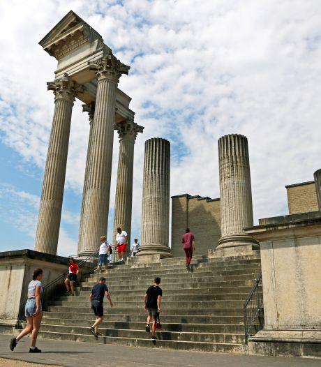 In Xanten wandel je langs de resten van het Romeinse Rijk: 'Het is een bijzondere plek'
