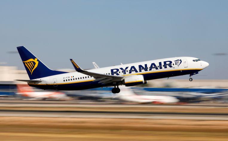 Beeld ter illustratie, Ryanair.