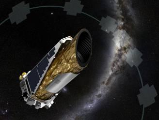 Ruimtetelescoop Kepler weer actief na dagenlange storing