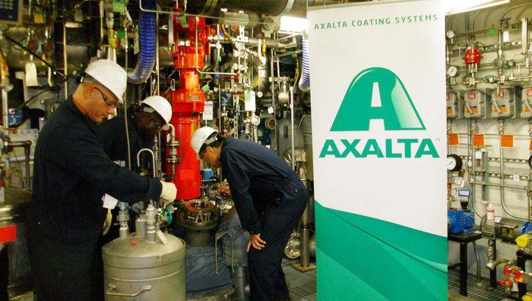 AkzoNobel hoopt met de fusie zo groot te worden dat een zelfstandig voortbestaan gewaarborgd is. Beeld epa