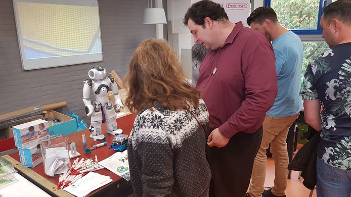 Robotica in het onderwijs