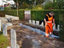 Monument slachtoffers watersnoodramp opgeknapt