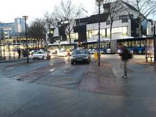 Geen treinen door storm: regionale taxibedrijven profiteren